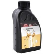 Riwall PRO Celoroční olej Riwall pro 2-taktní motory (0.5l) RACC00003