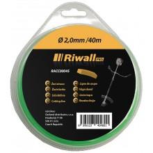 Riwall PRO Žací struna pr. 2mm, délka 40m, čtvercový průřez RACC00045