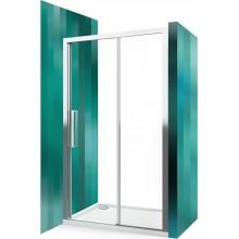 ROLTECHNIK Sprchové dveře posuvné pro instalaci do niky ECD2P/1200 brillant/transparent 565-120000P-00-02