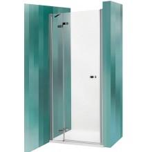 ROLTECHNIK Sprchové dveře jednokřídlé GDNL1/900 brillant/transparent 134-900000L-00-02