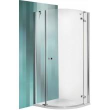 ROLTECHNIK Čtvrtkruhový sprchový kout GRP1/900 brillant/transparent 130-900000P-00-02