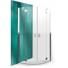 ROLTECHNIK Sprchový kout HBR2/1000 brillant premium / transparent 283-1000000-06-02