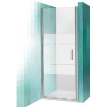 ROLTECHNIK Sprchové dveře jednokřídlé do niky TCN1/900 brillant/intimglass 728-9000000-00-20