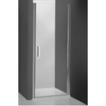 ROLTECHNIK Sprchové dveře jednokřídlé do niky TCN1/800 brillant/transparent 728-8000000-00-02