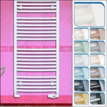 KORADO KORALUX RONDO Classic Koupelnový radiátor KRC 1820.600 white RAL 9016 KRC18200600-10