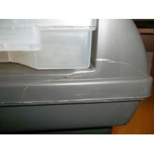 VÝPRODEJ CURVER Kufr na nářadí PREMIUM XL R02935-976 PRASKLÝ NA HORNÍ STRANĚ