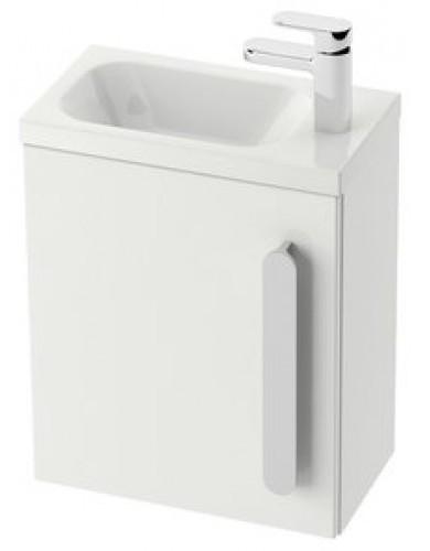 RAVAK Chrome SD 400 L dvířka ke skříňce, bílá X000000540
