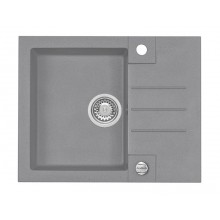 ALVEUS ROCK 30 granitový kuchyňský dřez 595x475 mm, beton