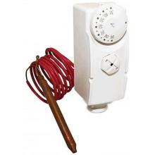 SALUS AT10F Mechanický příložný termostat s kapilárou