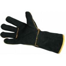 SANDPIPER - rukavice svářečské černé vel. 11