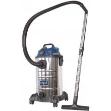 SCHEPPACH ASP 30 ES - průmyslový vysavač na suché / mokré vysávání 30 l 5907709901
