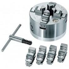 SCHEPPACH čtyřčelisťové sklíčidlo 125 mm (4ks) 74007400