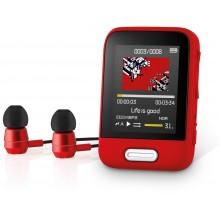 SENCOR SFP 7716 RD 16GB MP3 / MP4 přehrávač 35053358