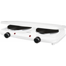 SENCOR 2271WH-EUE3 Dvouplotýnkový vařič 41009720