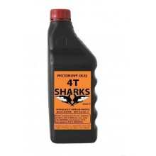 SHARKS olej 4T SH4T