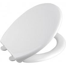 AQUALINE SOFIA WC sedátko, Soft Close, bílá, BS122