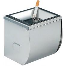 SAPHO HOTELOVÝ PROGRAM SP12061 Držák na toaletní papír s popelníkem, leštěná nerez