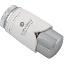 Schlösser Brillant termostatická hlavice bílá-chrom 600200001