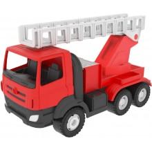 Auto Tatra 810 plast 30cm hasiči v krabici
