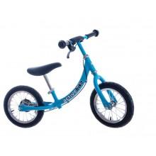 """Odrážedlo modré kov 12"""" nosnost 30kg v krabici Active Bike 2+"""