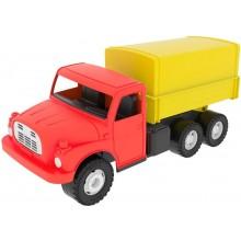 Auto Tatra 148 plast 30cm valník s plachtou v krabici