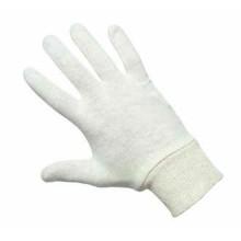 TIT 10 - rukavice bavlněné s pružnou manžetou vel. 10