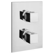 SAPHO UNA podomítková sprchová termostatická baterie, UN45163