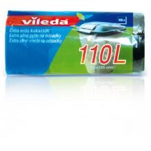 VILEDA Extra silné pytle na odpadky 110 L (10ks) 148033