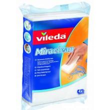 VILEDA Miraclean houbička 4 ks 105715