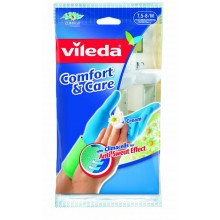 VILEDA Rukavice Comfort & Care M 145743