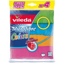 VILEDA Mikrohadřík Colors 4 ks 151502