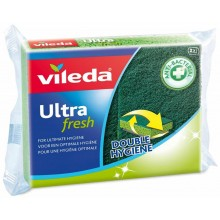 VILEDA Ultra Fresh houbička 2 ks 155640