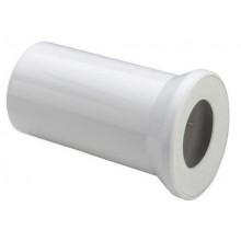 VIEGA Připojovací trubka pro WC 100x 150 mm alpská bílá 103668