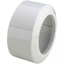 VIEGA Krycí rozeta dvoudílná 110x165x90mm bílá 101671
