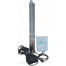 """WILO TWU 3""""-30 EM ponorné čerpadlo s kabelem 30 m + el. skříň 2865136"""