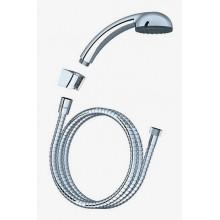 RAVAK 901.00 sprchový set: hadice/růžice/držák X07P005