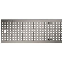 ACO Drain N100 - A15 rošt děrovaný 1,0 m, nerez 403759