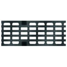 ACO Drainlock V/X100 - C250, rošt mřížkový s podélnými pruty 0,5 m, litina 12673