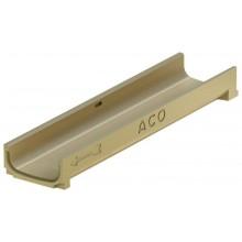 ACO EuroSelf mini žlab 0,5 m, H=5,5 cm, bez roštu 320276