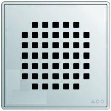 ACO ShowerPoint rošt 140 x 140 mm,bez aretace, Quadrato 5141.08.22