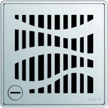 ACO ShowerPoint rošt 140 x 140 mm, s aretací, Forest 5141.21.26