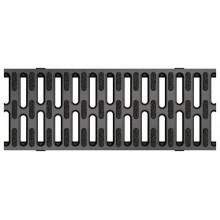 ACO EuroSelf rošt 0,5 m můstkový plastový černý 319251