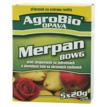 AgroBio MERPAN 80 WG fungicid 5x20 g