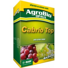 AgroBio CABRIO TOP proti plísni a padlí, 4x60 g 003175