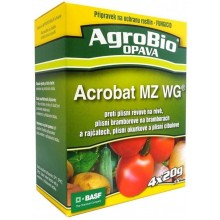 AgroBio ACROBAT MZ WG proti plísni, 4x20 g 003202