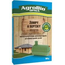 AgroBio Kouzlo Přírody Žumpy a septiky 100 g