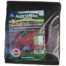 AgroBio netkaná textilie 50 g/m2 3,2x10 m, hnědá