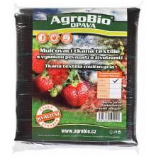 AgroBio tkaná textilie 100 g/m2 2x5 m, černá