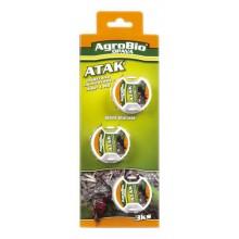 AgroBio ATAK Nástraha na mravence AMP 3 ks 002116