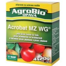 AgroBio ACROBAT MZ WG 4x20 g Fungicid 003202